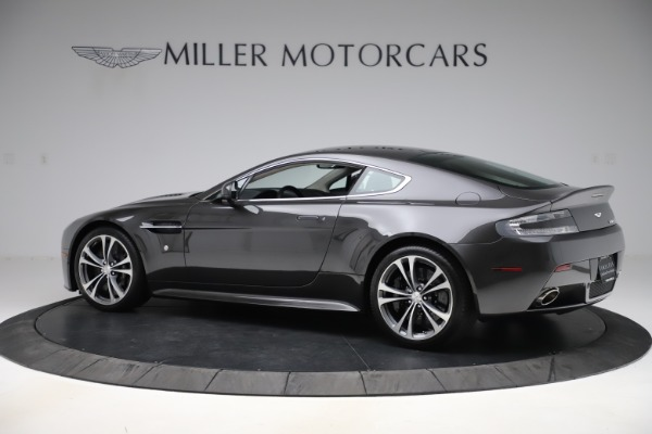 Used 2012 Aston Martin V12 Vantage Coupe for sale $115,900 at Maserati of Westport in Westport CT 06880 3