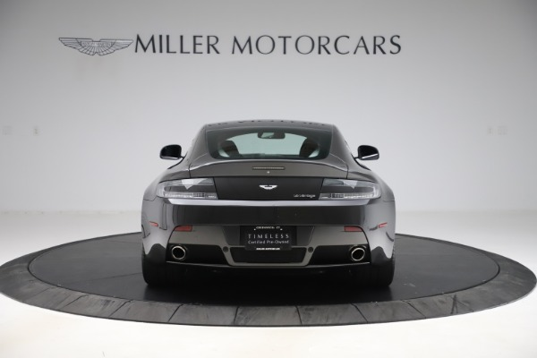 Used 2012 Aston Martin V12 Vantage Coupe for sale $115,900 at Maserati of Westport in Westport CT 06880 5
