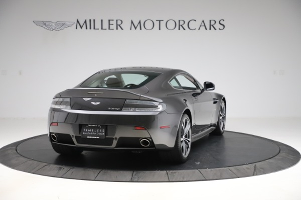 Used 2012 Aston Martin V12 Vantage Coupe for sale $115,900 at Maserati of Westport in Westport CT 06880 6