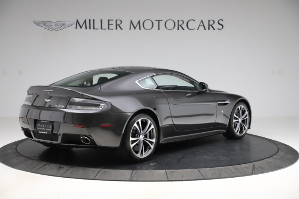 Used 2012 Aston Martin V12 Vantage Coupe for sale $115,900 at Maserati of Westport in Westport CT 06880 7