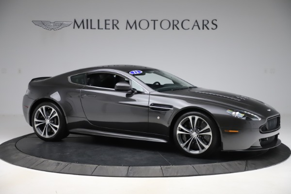 Used 2012 Aston Martin V12 Vantage Coupe for sale $115,900 at Maserati of Westport in Westport CT 06880 9