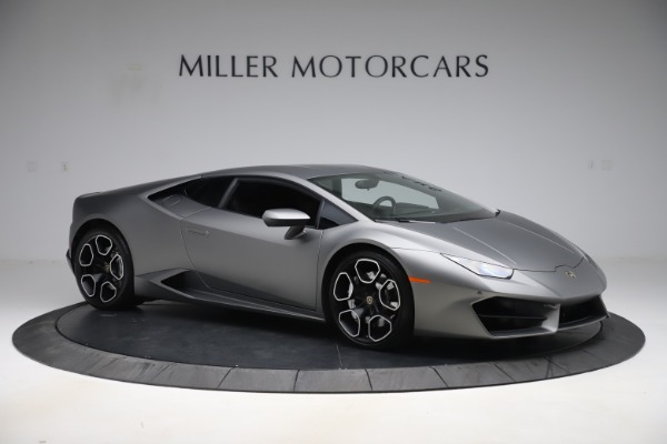 Used 2017 Lamborghini Huracan LP 580-2 for sale Sold at Maserati of Westport in Westport CT 06880 10