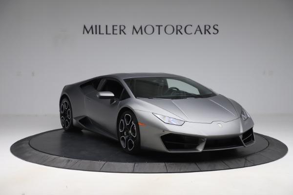 Used 2017 Lamborghini Huracan LP 580-2 for sale Sold at Maserati of Westport in Westport CT 06880 11