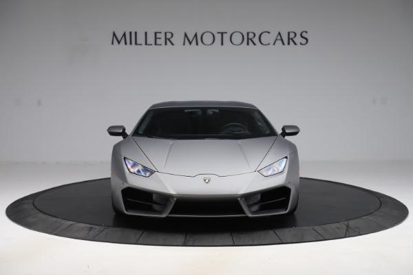 Used 2017 Lamborghini Huracan LP 580-2 for sale Sold at Maserati of Westport in Westport CT 06880 12