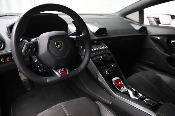 Used 2017 Lamborghini Huracan LP 580-2 for sale Sold at Maserati of Westport in Westport CT 06880 13