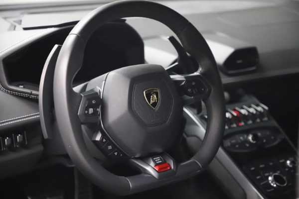 Used 2017 Lamborghini Huracan LP 580-2 for sale Sold at Maserati of Westport in Westport CT 06880 15