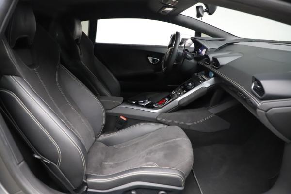 Used 2017 Lamborghini Huracan LP 580-2 for sale Sold at Maserati of Westport in Westport CT 06880 17
