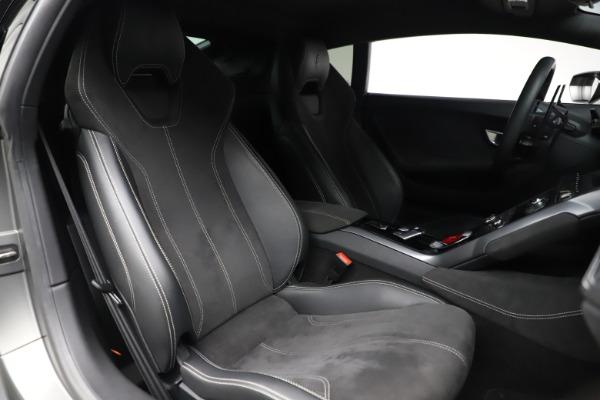 Used 2017 Lamborghini Huracan LP 580-2 for sale Sold at Maserati of Westport in Westport CT 06880 18