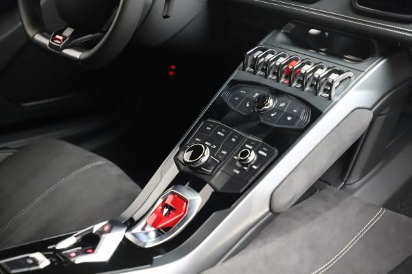 Used 2017 Lamborghini Huracan LP 580-2 for sale Sold at Maserati of Westport in Westport CT 06880 19