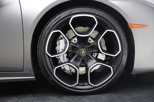 Used 2017 Lamborghini Huracan LP 580-2 for sale Sold at Maserati of Westport in Westport CT 06880 22