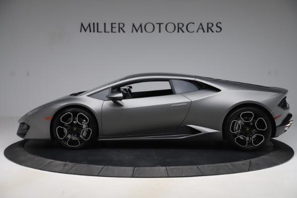 Used 2017 Lamborghini Huracan LP 580-2 for sale Sold at Maserati of Westport in Westport CT 06880 3