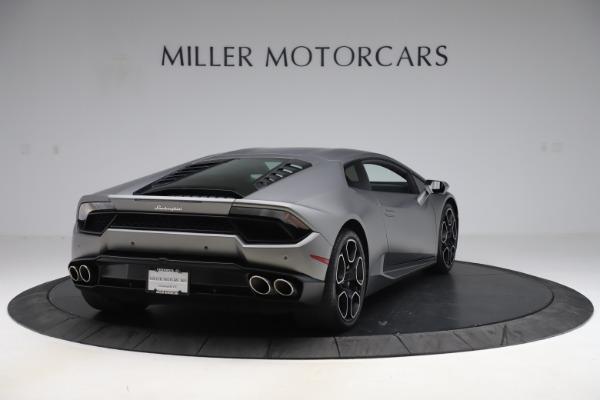 Used 2017 Lamborghini Huracan LP 580-2 for sale Sold at Maserati of Westport in Westport CT 06880 7