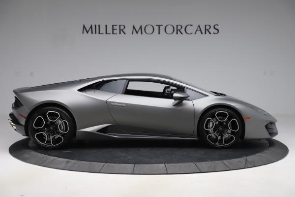 Used 2017 Lamborghini Huracan LP 580-2 for sale Sold at Maserati of Westport in Westport CT 06880 9