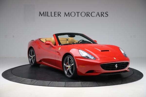Used 2014 Ferrari California 30 for sale $127,900 at Maserati of Westport in Westport CT 06880 11