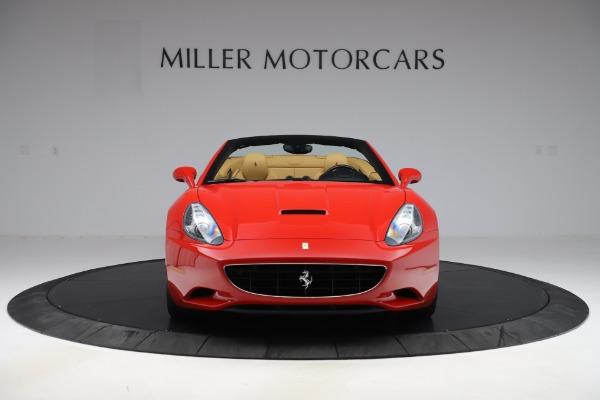 Used 2014 Ferrari California 30 for sale $127,900 at Maserati of Westport in Westport CT 06880 12
