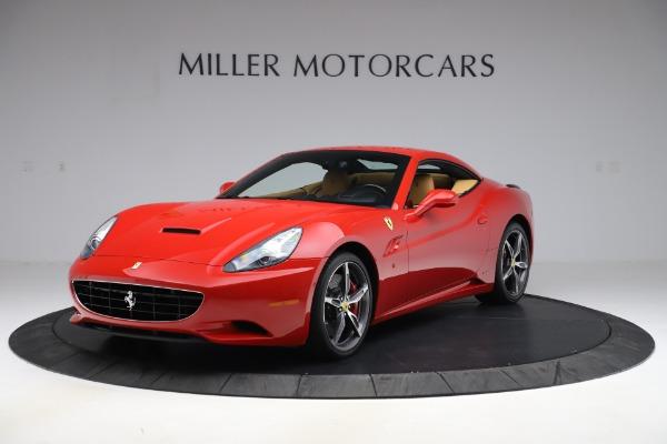 Used 2014 Ferrari California 30 for sale $127,900 at Maserati of Westport in Westport CT 06880 13