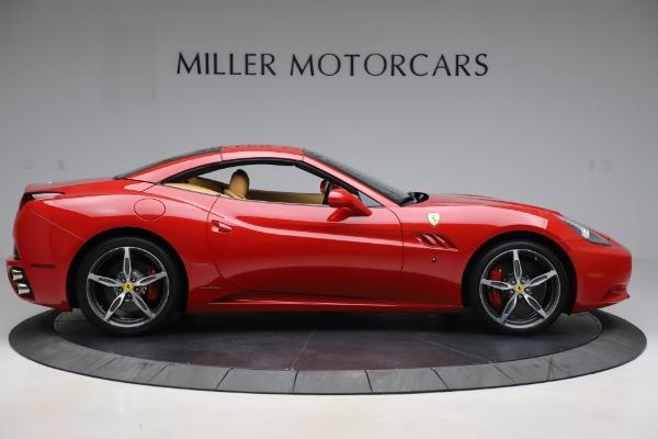 Used 2014 Ferrari California 30 for sale $127,900 at Maserati of Westport in Westport CT 06880 15
