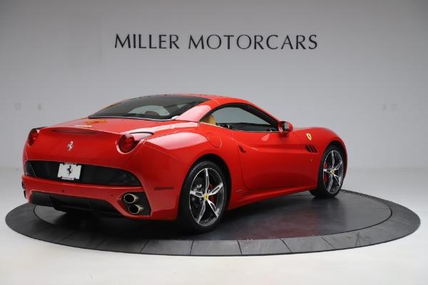 Used 2014 Ferrari California 30 for sale $127,900 at Maserati of Westport in Westport CT 06880 16