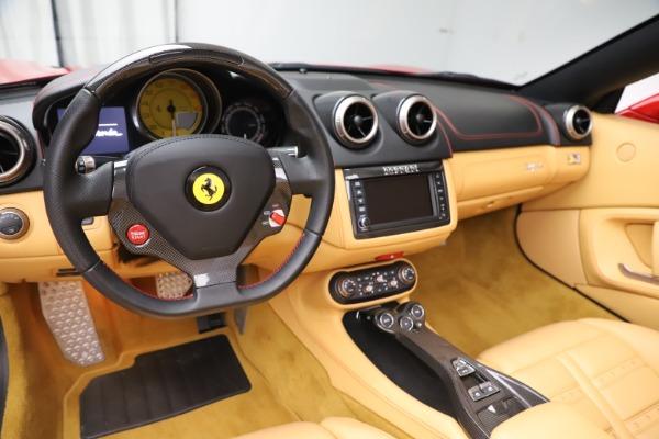 Used 2014 Ferrari California 30 for sale $127,900 at Maserati of Westport in Westport CT 06880 18
