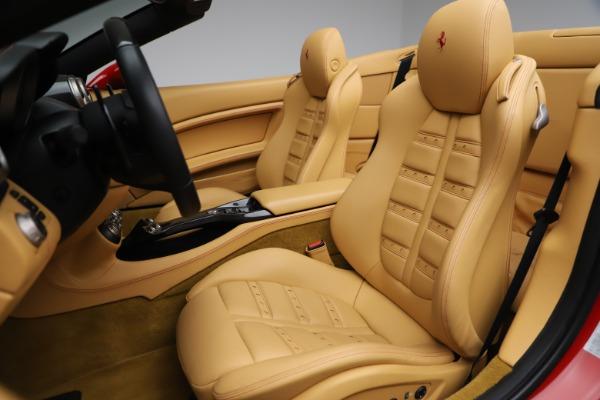 Used 2014 Ferrari California 30 for sale $127,900 at Maserati of Westport in Westport CT 06880 20