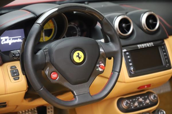 Used 2014 Ferrari California 30 for sale $127,900 at Maserati of Westport in Westport CT 06880 21