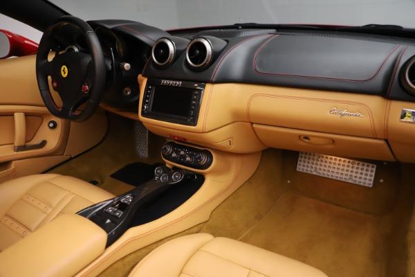 Used 2014 Ferrari California 30 for sale $127,900 at Maserati of Westport in Westport CT 06880 23