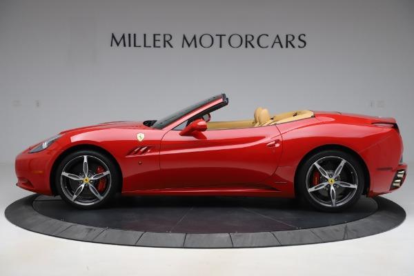 Used 2014 Ferrari California 30 for sale $127,900 at Maserati of Westport in Westport CT 06880 3