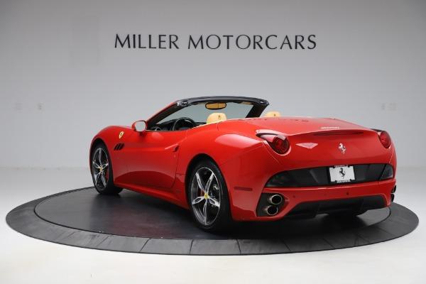 Used 2014 Ferrari California 30 for sale $127,900 at Maserati of Westport in Westport CT 06880 5
