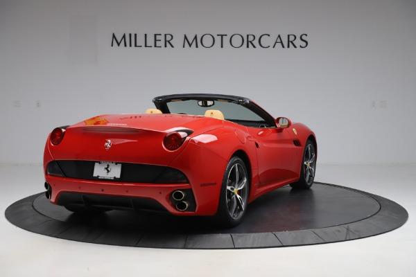 Used 2014 Ferrari California 30 for sale $127,900 at Maserati of Westport in Westport CT 06880 7
