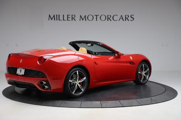 Used 2014 Ferrari California 30 for sale $127,900 at Maserati of Westport in Westport CT 06880 8