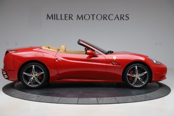 Used 2014 Ferrari California 30 for sale $127,900 at Maserati of Westport in Westport CT 06880 9