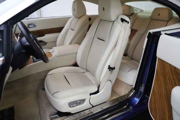 Used 2015 Rolls-Royce Wraith for sale $169,900 at Maserati of Westport in Westport CT 06880 11