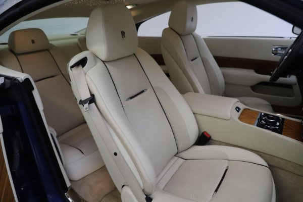 Used 2015 Rolls-Royce Wraith for sale $169,900 at Maserati of Westport in Westport CT 06880 12