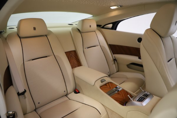 Used 2015 Rolls-Royce Wraith for sale $169,900 at Maserati of Westport in Westport CT 06880 14