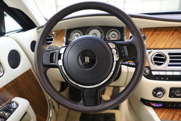 Used 2015 Rolls-Royce Wraith for sale $169,900 at Maserati of Westport in Westport CT 06880 15