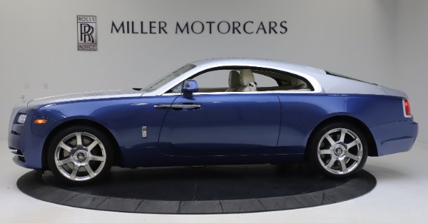 Used 2015 Rolls-Royce Wraith for sale $169,900 at Maserati of Westport in Westport CT 06880 3