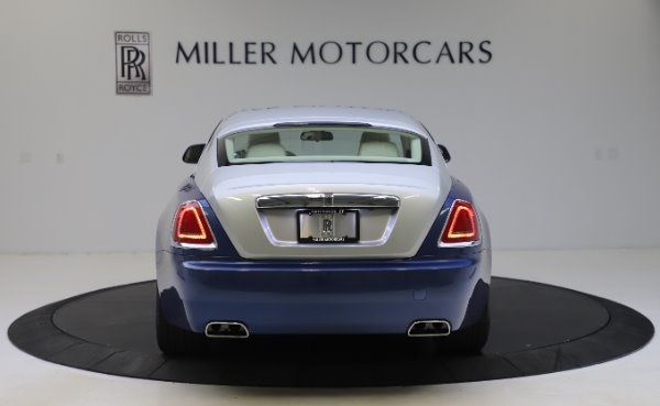 Used 2015 Rolls-Royce Wraith for sale $169,900 at Maserati of Westport in Westport CT 06880 5