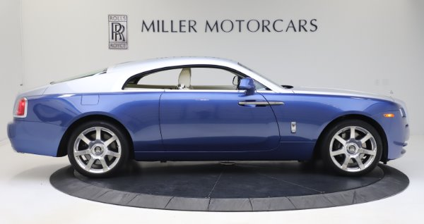 Used 2015 Rolls-Royce Wraith for sale $169,900 at Maserati of Westport in Westport CT 06880 7
