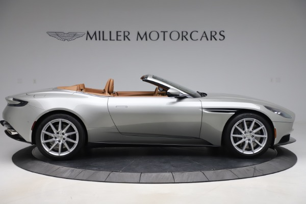 Used 2020 Aston Martin DB11 Volante Convertible for sale $239,900 at Maserati of Westport in Westport CT 06880 10