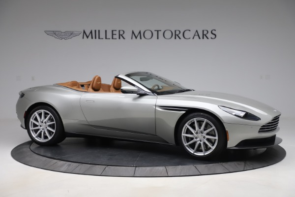 Used 2020 Aston Martin DB11 Volante Convertible for sale $219,900 at Maserati of Westport in Westport CT 06880 11