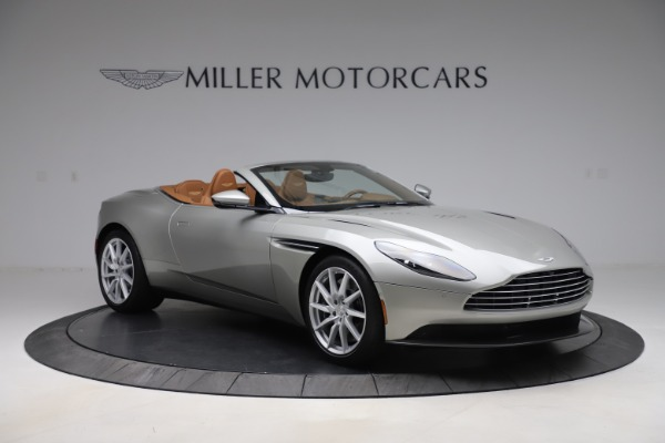 Used 2020 Aston Martin DB11 Volante Convertible for sale $239,900 at Maserati of Westport in Westport CT 06880 12
