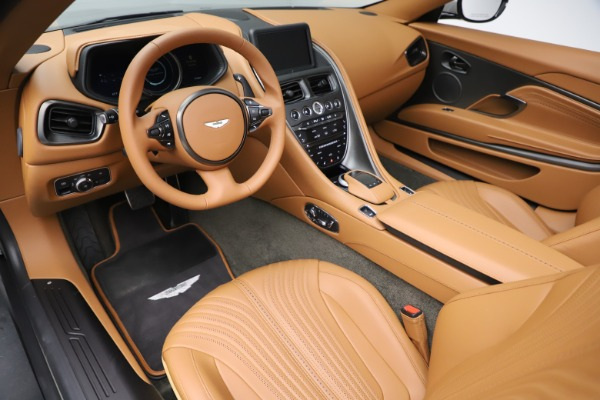 Used 2020 Aston Martin DB11 Volante Convertible for sale $219,900 at Maserati of Westport in Westport CT 06880 13