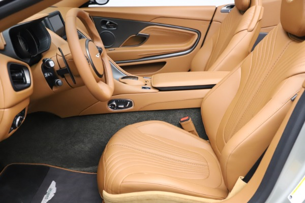 Used 2020 Aston Martin DB11 Volante Convertible for sale $239,900 at Maserati of Westport in Westport CT 06880 14
