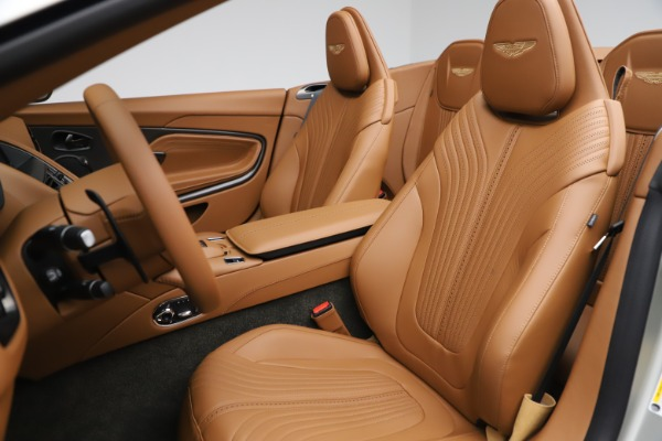 Used 2020 Aston Martin DB11 Volante Convertible for sale $239,900 at Maserati of Westport in Westport CT 06880 15
