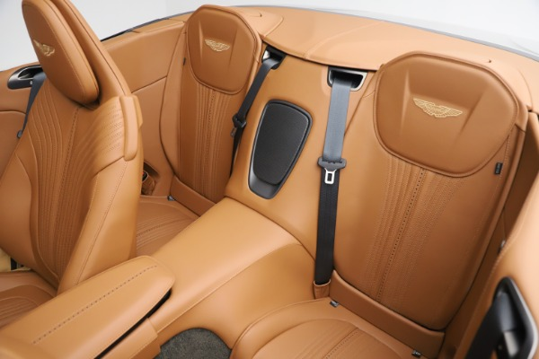 Used 2020 Aston Martin DB11 Volante Convertible for sale $239,900 at Maserati of Westport in Westport CT 06880 16