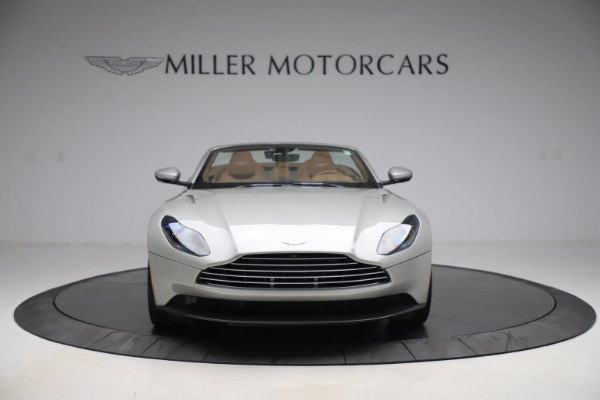 Used 2020 Aston Martin DB11 Volante Convertible for sale $239,900 at Maserati of Westport in Westport CT 06880 2