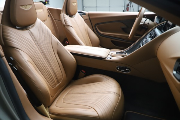 Used 2020 Aston Martin DB11 Volante Convertible for sale $239,900 at Maserati of Westport in Westport CT 06880 21