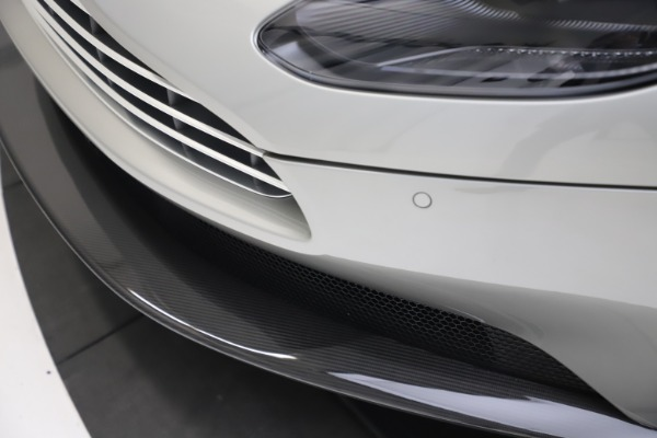 Used 2020 Aston Martin DB11 Volante Convertible for sale $239,900 at Maserati of Westport in Westport CT 06880 23