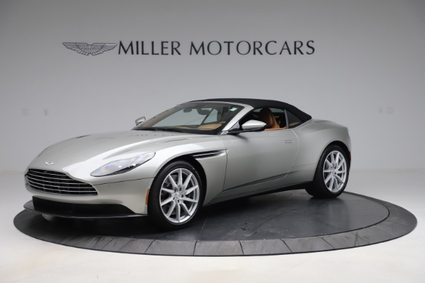 Used 2020 Aston Martin DB11 Volante Convertible for sale $219,900 at Maserati of Westport in Westport CT 06880 24