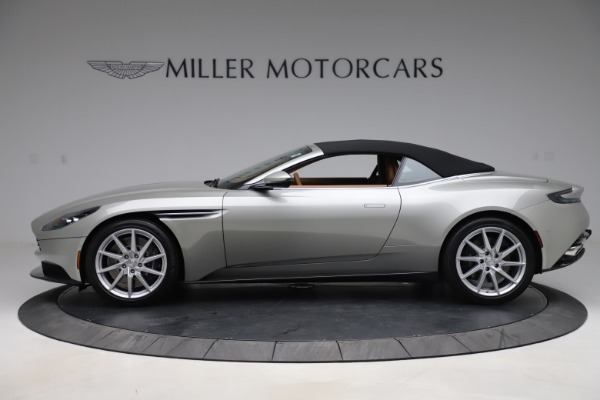 Used 2020 Aston Martin DB11 Volante Convertible for sale $219,900 at Maserati of Westport in Westport CT 06880 25